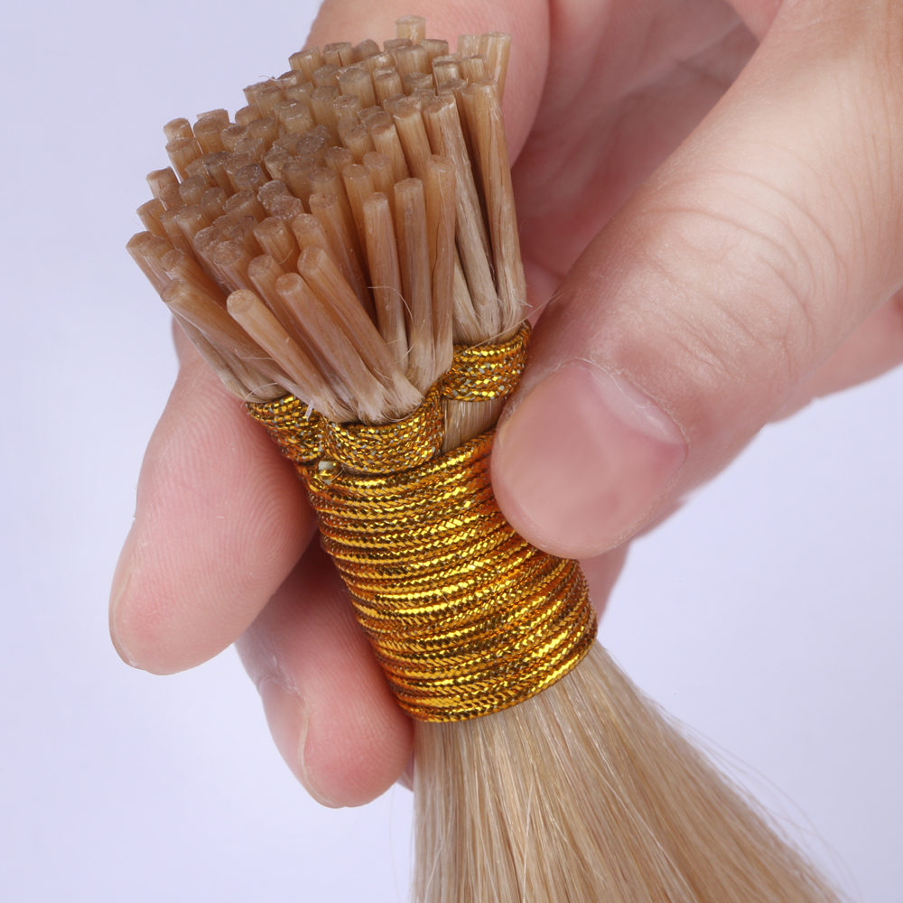 How to Install I Tip Hair Extensions QM105